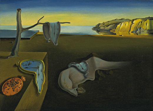 the-persistence-of-memory-dali